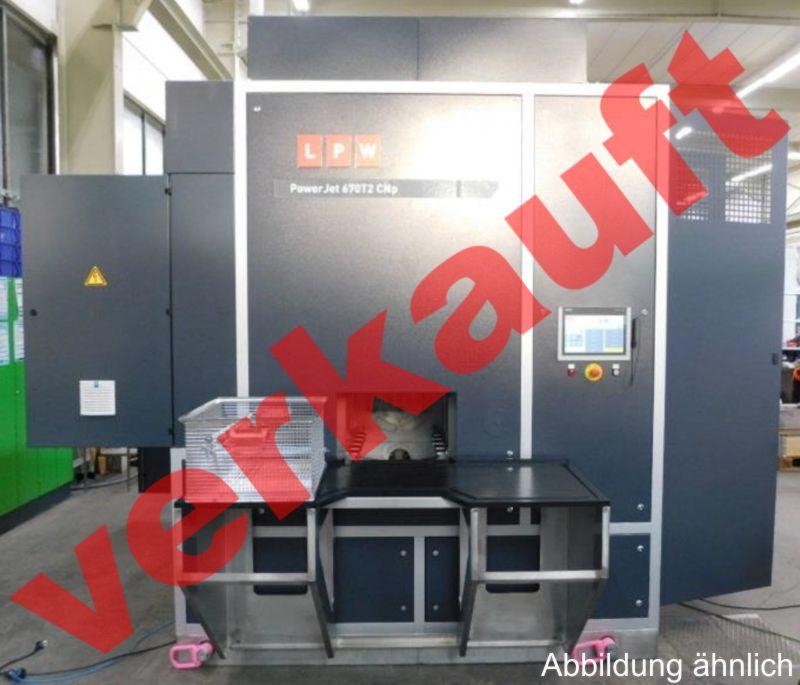 Gebrauchtanlage 022 - PowerJet 670 T3 CNp
